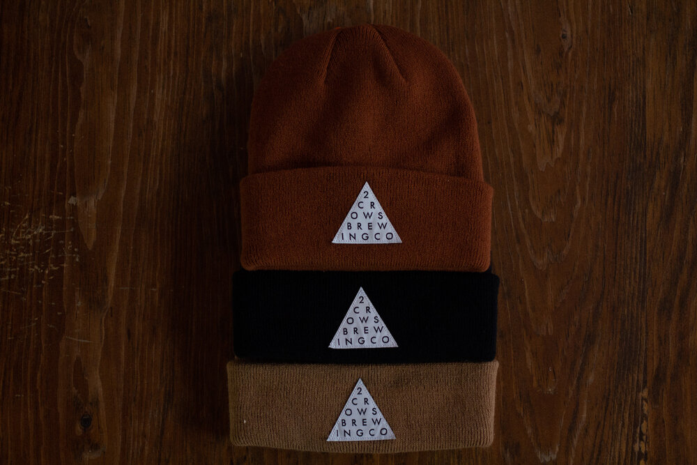 Stack of beanies